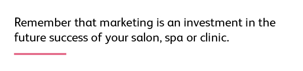 marketing is an investment quote