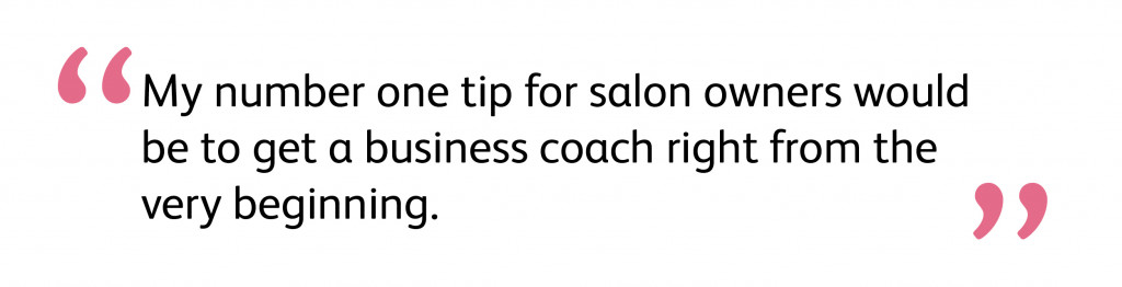 Pania Ryan Beauty Retreat top tips for salon owners