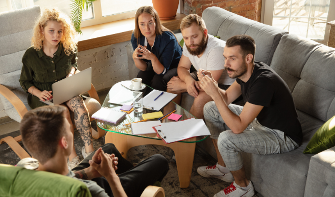 How to bring your team on your journey to business success
