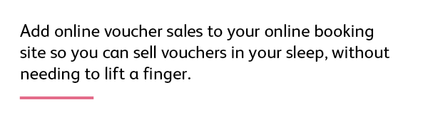 Sell vouchers to secure future value quote